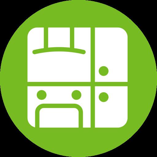 Логотип студии мебели АртИнтерьер